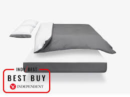 you may have heard of the casper s pioneering foam core vacuum packed mattresses well now it s doing innovative bedding too this set which comes in
