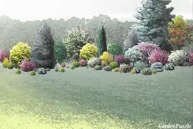 Small Picture Garden designshrub bed Spring shrubs Pinterest Shrub