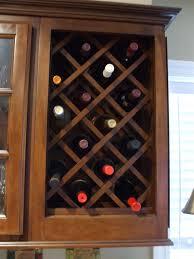 wine rack cabinet plans. How To Build A Wine Rack In Kitchen Cabinet Plans DIY Diy L