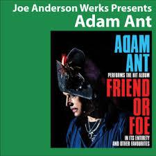 Adam Ant Albuquerque Kimo Theatre 2020 04 26 19 00 00