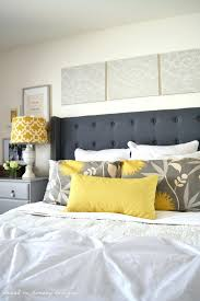 Headboard Diy Tufted Ideas Material. Diy Headboard Upholstered Nailhead Ideas  Wood Pallets. Diy Tufted Headboard ...