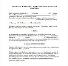 sample agreement letters agreement letter between two parties lending money unique how to