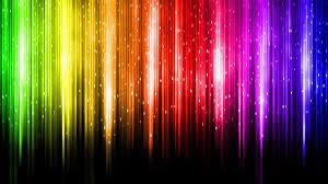 Colorful wallpaper, Rainbow wallpaper ...