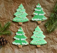 Sugar Cookie Tree Designs Post The Bitchy Baker