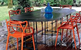 Kartell Masters Chair By Philippe Starck  KontentaKartell Outdoor Furniture