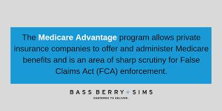 State False Claims Act Chart Medicare Advantage Recent Developments In Fca Enforcement