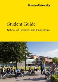 Student Guide School of Business and Economics by Linnéuniversitetet - issuu