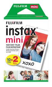 <b>Fujifilm</b> Instax Mini Twin Film Pack (20 Photos) - Walmart.com ...