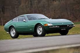 The ferrari 365 gtb/4, better known by the unofficial name ferrari daytona, is a gran turismo automobile produced from 1968 to 1973. Ferrari 365 Gtb 4 Daytona For