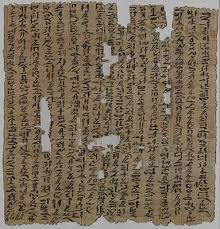 papyrus in ancient essay heilbrunn timeline of art  heqanakht letter i