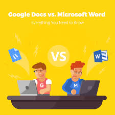 Microsoft Candidate Interest Form Google Docs Vs Microsoft Word Everything You Need To Know