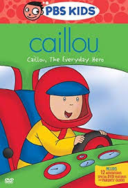 caillou caillou the everyday hero