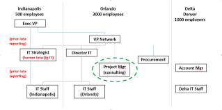 Plus Delta Organization Chart Modeling Project Stakeholder Influence Using Social Network