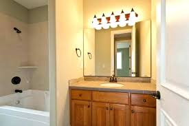 above mirror lighting. Bathroom Wall Lights Above Mirror Inspirational Design Lighting Over Vanity Gorgeous A
