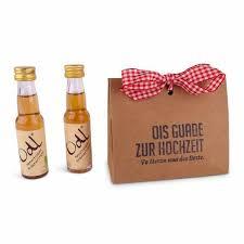 Geschenkpackerl Odl Hochzeit Bayerische Geschenke