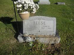 Pearl Rosella Dudley Reese (1902-1988) - Find A Grave Memorial