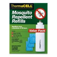 Mosquito Repellent Refills (4-Pack)