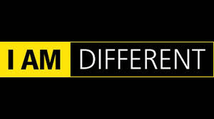 Image result for I'm different images