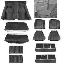 if most of your interior is totally wrecked or missing this 1964 chevelle convertible super interior kit is perfect for you