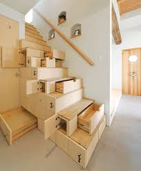 space saver furniture. #13 Stairs With Drawers And Shelves Space Saver Furniture B