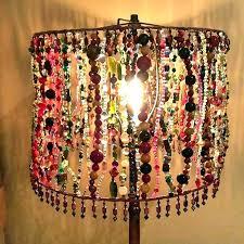 beaded lamp beaded lamp shades extraordinary beaded lampshades beaded lamp shades for chandeliers beaded table design