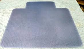 desk chair mat for carpet desk thick top office cha large