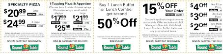 round table lunch buffet times round table s printable promo codes mega deals and round table round table