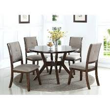 round white dining table and chairs extending uk