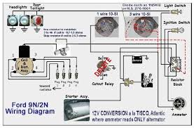 wiring 9n 12v conv ford 9n, 2n, 8n forum yesterday's tractors Ford 2n Wiring Diagram this is the second diagram ford 2n wiring diagram 12 volt conversion
