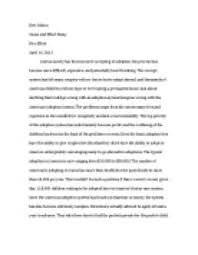 descriptive essay just about anything that could go wrong an  page 1 zoom in