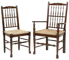 spindle back dining chair inviting and 16 paddle8 pair of spindle back chairs