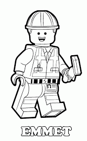 The Lego Movie Coloring Pages Birthday Printable Coloring Home