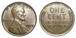 1929 Lincoln Wheat Penny Coin Value Prices Photos Info