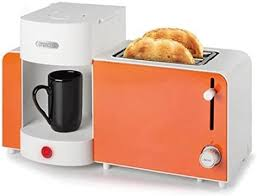 Check out our coffee toaster selection for the very best in unique or custom, handmade pieces from our shops. Amazon Com Princess Coffee Maker Espresso Machine Toaster All In One Set Orange 252183 220v 60hz Kitchen Dining