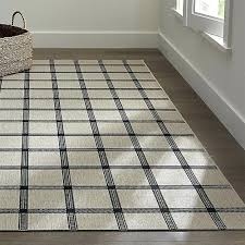 crate and barrel outdoor area rugs grid indoor rug for the