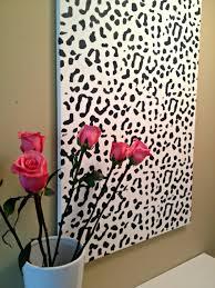 stunning ideas animal print wall art bath com zebra decor beautiful decoration behind the