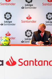 LaLiga and Banco Santander renew their collaboration agreement