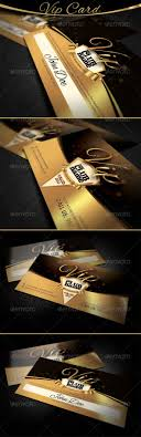 Vip Card Design Sample Pin By Best Graphic Design On Card Invite Design Templates