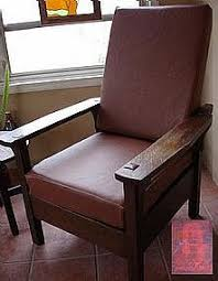 Gustav Stickley Morris Chair For Sale Antiques