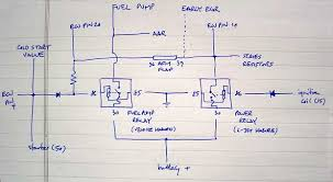 double relay demystified schematic 1 the relay is essentially two standard bosch relays coupled together why didn t they just use two well i don t really know but they are