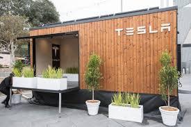 tiny house com. Tesla Builds A Tiny House? House Com