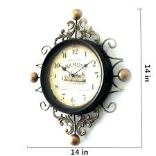wrought iron wall clock vintage style wall clocks wrought iron wall clock vintage style decorative wall