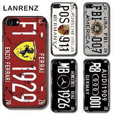 Ferrari iphone 8 plus hard case: Lanrenz For Iphone 7 Plus Case Ferrari F1 1929 Silicone Relief Cover Soft Tpu Phone Case For Iphone 8 Plus 6 6s Plus X Case Fitted Cases Aliexpress