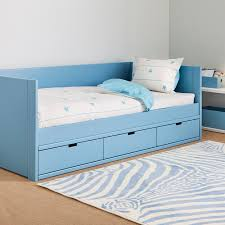 childrens day bed. Home / Children\u0027s Furniture Beds Liso Day Bed With Optional Trundle In 20 Colours Childrens S