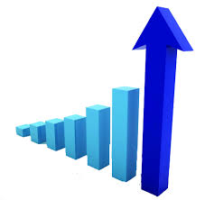 Free Business Growth Chart Png Transparent Images Download