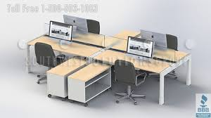 office workstations desks. Office-benching-system-flip-top-portable-workspace.jpg Office Benching System Flip TopWorkstations Desks O