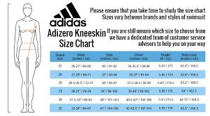 Arena Swim Size Chart Size Guides Speedo Arena Funkita Zoggs Huub
