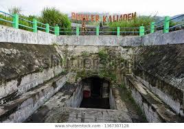 Yogyakarta Indonesia April 2019 Bunker Kaliadem Stock Photo (Edit Now)  1367307128