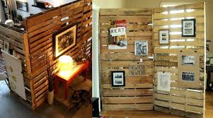 office divider wall. Wooden Pallet Room Divider Office Walls Used Wall Dividers Glass Cubicle O