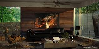 Wood Walls Living Room Design Creative Wall Paneling Ideas For Interior Decoration